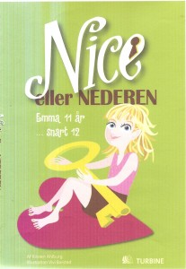 Nice eller nederen 0011 207x300 Bog for tween piger p vej ind i puberteten